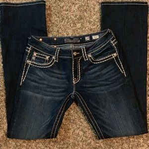 MISS ME JEANS! Size 29. Perfect condition.
